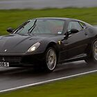 Ferrari 599 GTB Fiorano by Peter Lawrie