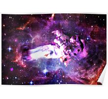 """Space Case"" - Brock Springstead. 2015 Poster"
