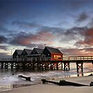 Sunrise Busselton Jetty by Annette Blattman