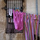 Laundry Day by Caroline Fournier
