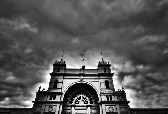 Royal Exhibition Building  by Hany  Kamel