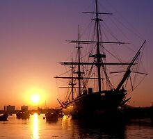 HMS Warrior 2008 by Durotriges