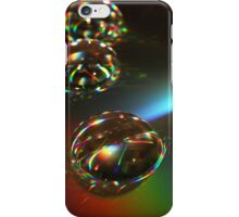 day 29: glycerine drops on cd abstract iPhone Case/Skin