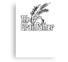 The Grainfather Canvas Print