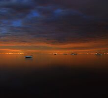 View across the bay by KeepsakesPhotography Michael Rowley