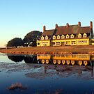 Whalehead Club, Corona, Outer Banks, North Carolina by fauselr