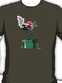 Piranha Bites The Bullet T-Shirt