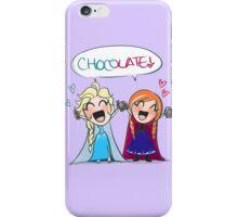 Frozen -sisters iPhone Case/Skin