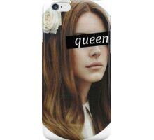 Queen Set: Lana iPhone Case/Skin