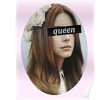 Queen Set: Lana Poster