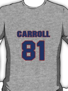 National football player Carroll Dale jersey 81 T-Shirt