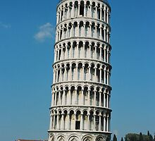 Pisa's famouse tower by julie08