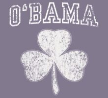 Obama Shamrock t shirt by barackobama