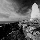 photographer and obelisk by zzpza