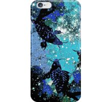 Koi in a Pond of Stars iPhone Case/Skin