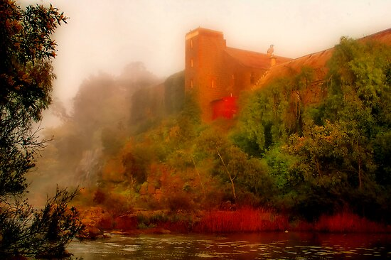 """Morning Mist at the Mill"" by Phil Thomson IPA"