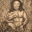Posing Nude. by Tim  Duncan