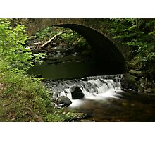 Scenic county Kerry bridge Photographic Print