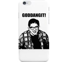 Goddangit! iPhone Case/Skin
