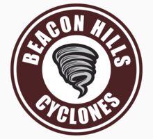 Beacon Hills Cyclones Teen Wolf by hanelyn