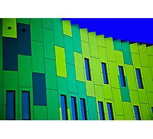 Contemporary Architecture Photographic Print