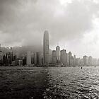 Hong Kong Bay (Cropped) by Robert Scammell