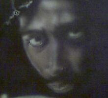 tupac by Gary  Dunn