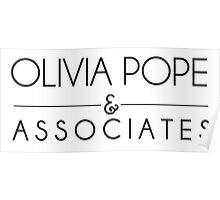 Olivia Pope & Associates Poster