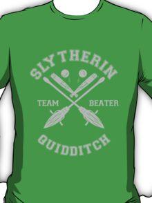 Slytherin - Team Beater T-Shirt