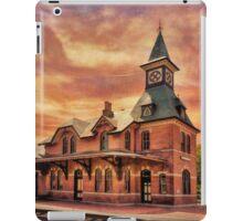 Point Of Rocks Train Station iPad Case/Skin