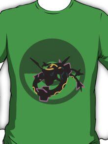 Rayquaza - Sunset Shores T-Shirt