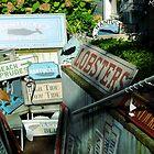 #500   Signs Of Nantucket by MyInnereyeMike