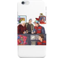 Hey McFly!?! Back to the Future II iPhone Case/Skin