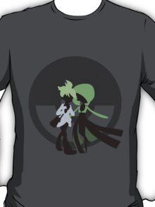 Wally & Gardevoir - Sunset Shores T-Shirt