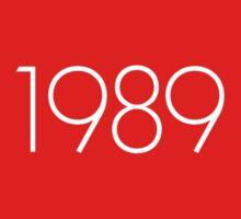 1989 by jdbruegger