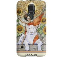 The Sun Samsung Galaxy Case/Skin