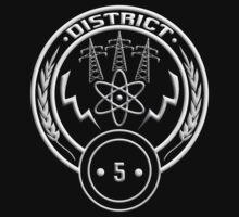 District 5 - Power T-Shirt