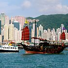 Hong Kong Harbor #1 by humbleradio