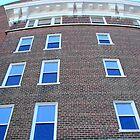 Brick Illusion by Kimberly Miller