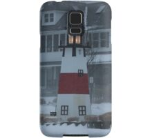 Snowy Afternoon at the Bluff Samsung Galaxy Case/Skin
