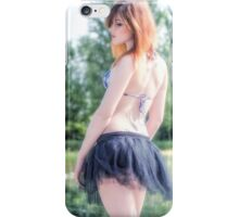 Glamour iPhone Case/Skin
