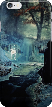 The Silver Doe BIG/Harry Potter by scatharis