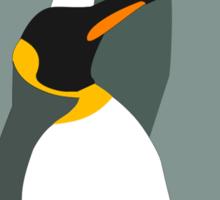 Penguin Pair Sticker