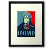Lannister (P)IMP  Framed Print