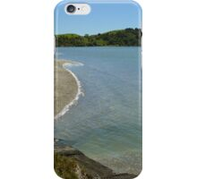 Summer at Batley Beach, Maungaturoto iPhone Case/Skin