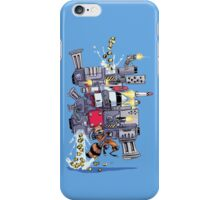 Rocket Raccoon Comics! iPhone Case/Skin