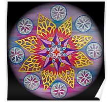 flower of life from within you Poster