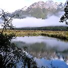 Mirror Lakes by Magee