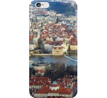 Prague Panorama iPhone Case/Skin