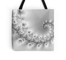 Crystal Floral Vine... Tote Bag